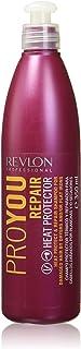 Revlon, Pro You Shampoo Riparatore Protezione Termale 350 ml