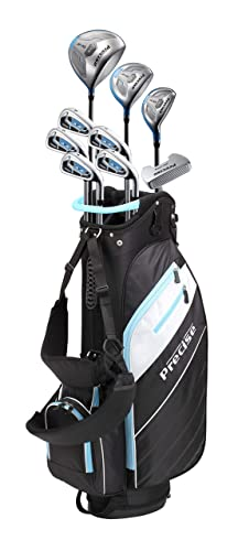 Precise AMG Ladies Women's Complete Golf Clubs Set