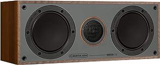 Monitor C150 orta kanal hoparlör, ceviz