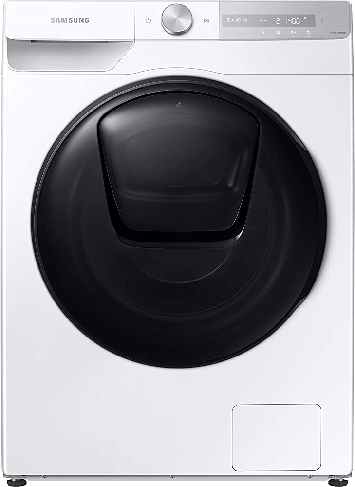 Samsung elettrodomestici lavatrice 10 kg, ultrawash, ai control, 1400 giri classe e a+++ WW10T754DBH/S3