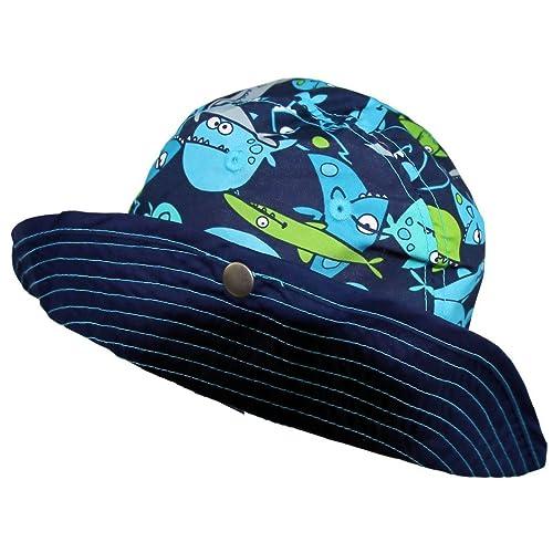 Baby Aussie Sun Hat Sharks ~ UPF 50+ Sun Protection feb94f858d0