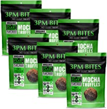 3PM Bites - Healthy and delicious protein bites provide energy and nutrition on the go.Organic, gluten-free and sugar-free...