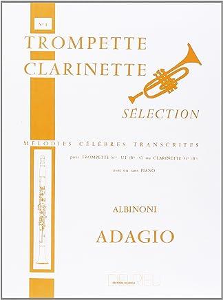 Adagio - trompette ou clarinette