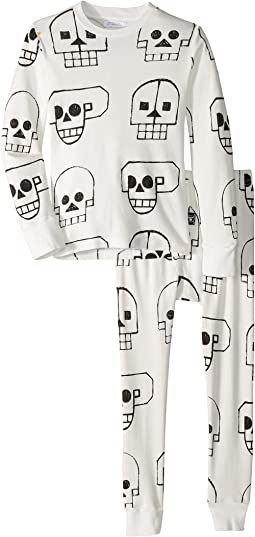 Skull Robot Loungewear (Little Kids/Big Kids)