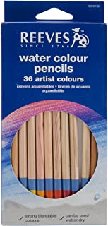 Reeves Water Color Pencils, Set of 36