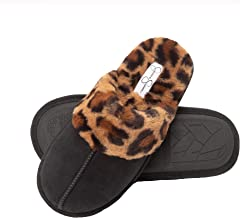 Best animal print slippers ladies Reviews