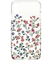 Kate Spade New York - Mini Bloom Dip Phone Case for iPhone® X