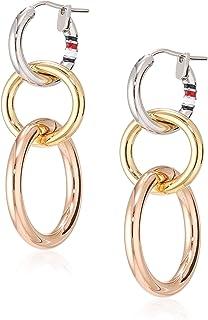 TOMMY HILFIGER WOMEN'S STAINLESS STEEL EARRINGS -2701090