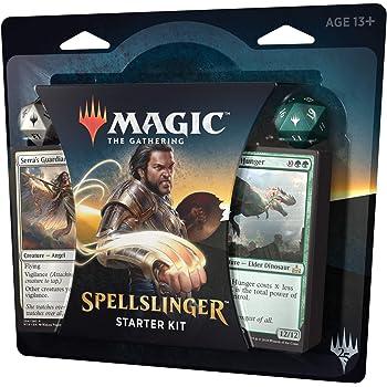Magic The Gathering Spellslinger Starter Kit   2 Starter Decks   2 Dice   2 Learn to Play Guides