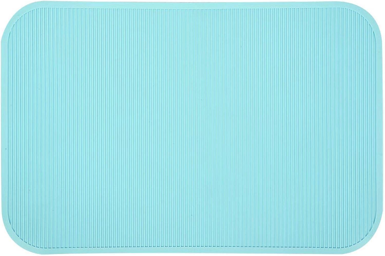 wosume Non-Slip Mat for Under blast Bargain sale sales Pet 3 Ru Grooming Table Colors