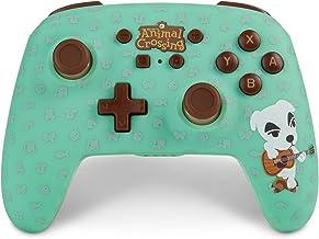 PowerA Controle sem fio melhorado para Nintendo Switch – Animal Crossing: K.K. Slider