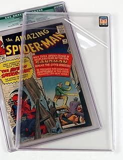 Slab-Pro UV Clear Protector Film CGC PGX Daredevil Graded Comic Books. CASE NOT Included