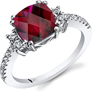 Best fine white gold ring Reviews