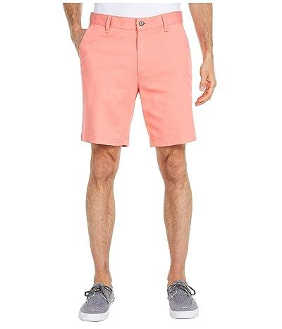 Nautica 8.5 Classic Fit Deck Shorts (Pale Coral) Men
