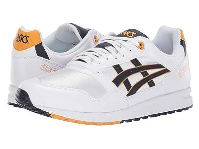 ASICS Tiger Gel-Saga (White/Midnight) Classic Shoes