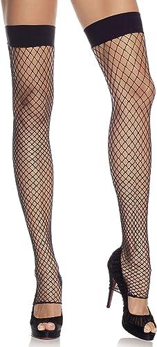 Leg Avenue Women's Industrial Fishnet Thigh High Leg Warmers