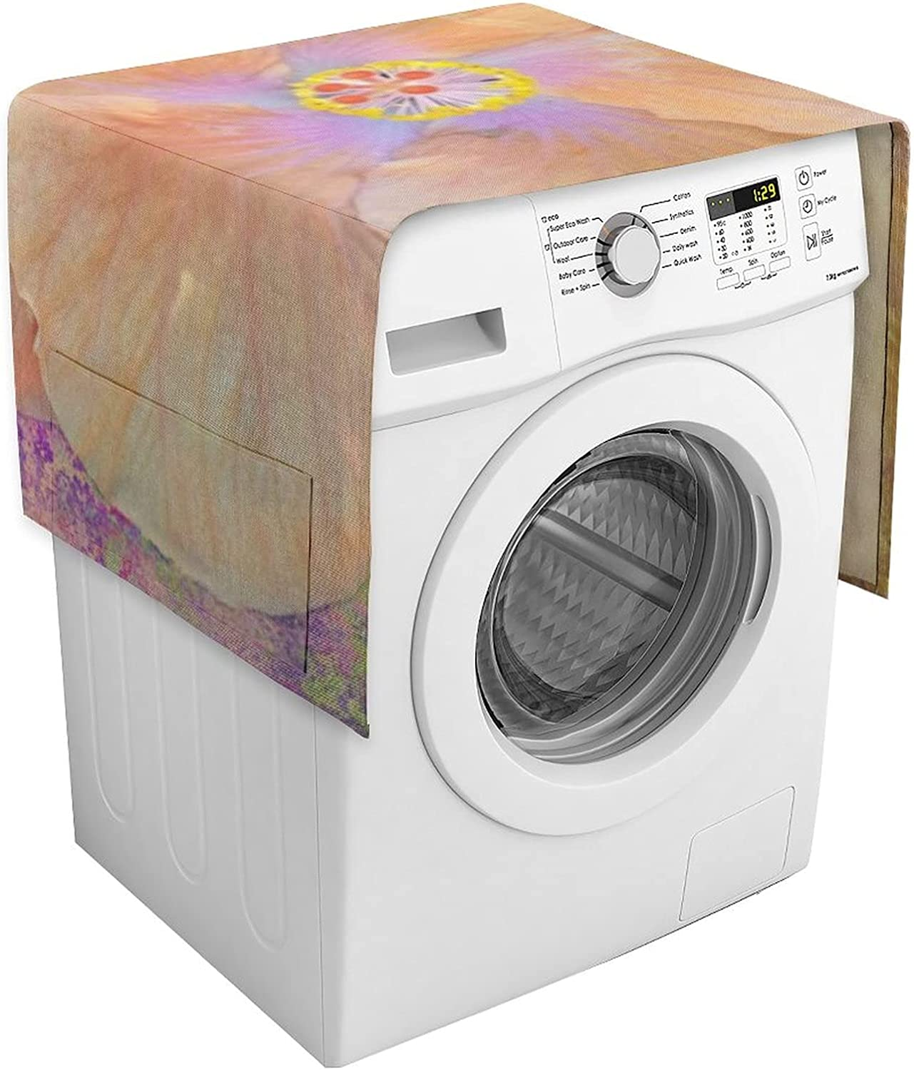 Japan Maker New favorite Multi-Purpose Washing Machine Covers Appliance Protector Washer