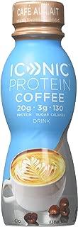 Iconic Protein, Protein Coffee Cafe Au Lait, 11.5 Fl Oz