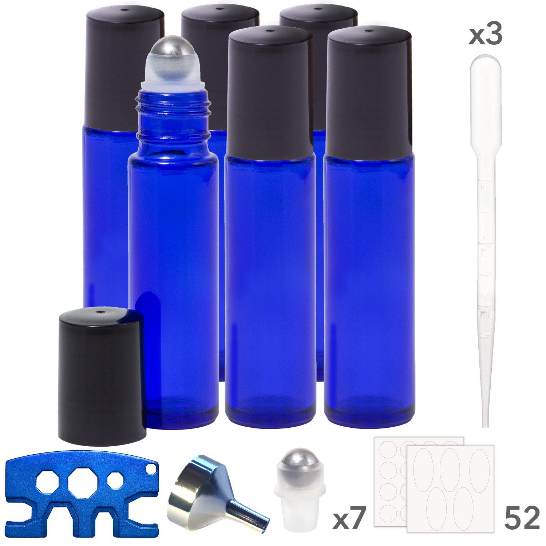 Essential Roller Bottles Recipe 6 Pack