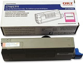 OKI Data 44318602 Toner for Series C711 Printers , Type C16 , 11.5K Yield Magenta