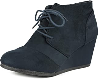 blue suede shoes boots