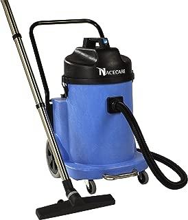 NaceCare WV900 Wet Vacuum with BB7 Kit, 12 Gallon Tank Capacity, 1200W Vacuum Motor,1.6HP, 95 CFM Airflow, 42' Power Cord Length