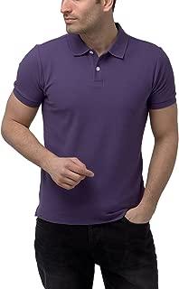 Charles Wilson Men's Plain Classic Polo Shirt
