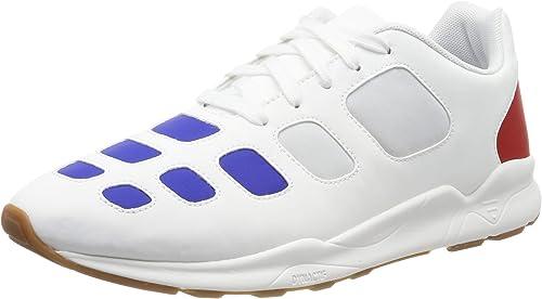 Le Coq Sportif Zepp Optical blanco, Hauszapatos Unisex Adulto