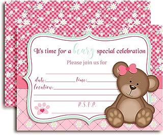 Best teddy bear invitations Reviews