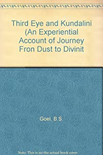 Third Eye and Kundalini (An Experiential Account of Journey Fron Dust to Divinit