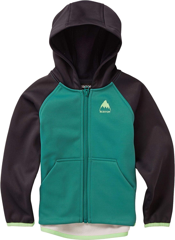 Burton Unisex-Child Crown Full-Zip Weatherproof Fleece Fees free Sales of SALE items from new works