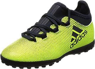 adidas Performance Boys Kids X Tango 17.3 Turf Soccer Boots - Yellow
