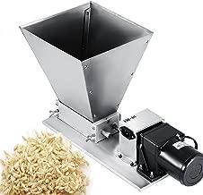 VEVOR Grain Grinder Homebrew Malt Miller 2 Roller Malt Grain Mill Stainless Steel Barley..