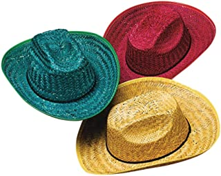 6f2b237cc92 Amazon.com  Multi - Cowboy Hats   Hats   Caps  Clothing