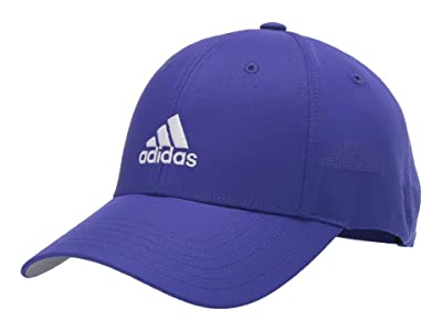 adidas Golf Kids Performance Branded Hat (Little Kids/Big Kids) (Night Flash) Baseball Caps