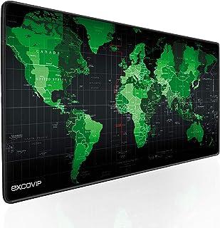 لوحة ماوس ألعاب EXCOVIP XXL، كبيرة الحجم 900x400 مم ضد الماء ممتدة بساط ماوس عالمي دعم الألعاب للكمبيوتر وأجهزة الكمبيوتر ...