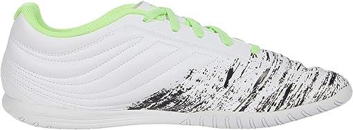 Footwear White/Core Black/Signa Green