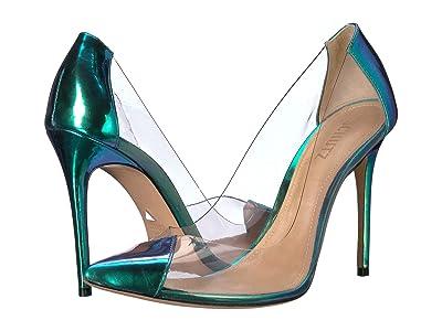 Schutz Cendi (Transparent/Holographic) High Heels