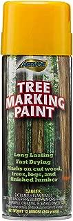 Tree Marking Paint, Fl. Yellow, 16 oz.