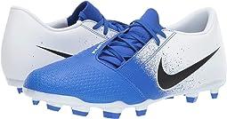 White/Black/Racer Blue