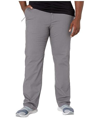 Columbia Big Tall Flex ROC Pant (City Grey) Men