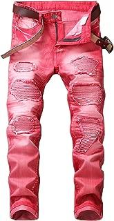 Best red balmain jeans Reviews