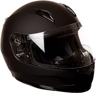 HJC Helmets CL-Y Youth Helmet (Matte Black, Medium)