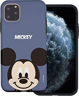 WiLLBee - Carcasa para iPhone 11 (6,1 pulgadas), diseño de Mickey Mouse