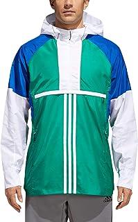 adidas Athletics ID Woven Anorak - Mens Collegiate Navy CV3269
