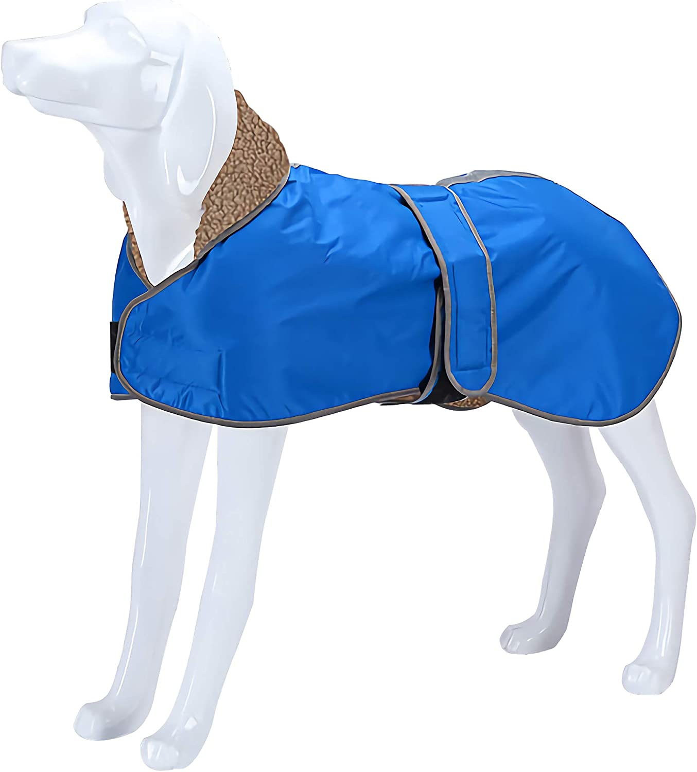Sale price Dog Winter Easy-to-use Coat Waterproof Warm Lining Puppy Fleece Jacket with
