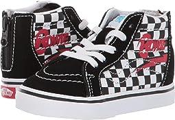 (Sk8-Hi Zip) Bowie/Checkerboard