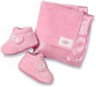 UGG BIXBEE and Lovey, Fashion Boot Mixte Enfant, Bubblegum, 20.5 EU