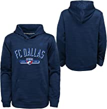 Outerstuff MLS Youth Girls Bottom Pill Perfect Hoodie Team Variation