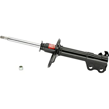 KYB 339101 Excel-G Gas Strut,Black Silver